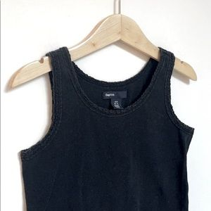GAP Blank Tank Top with Lace S(6/7)
